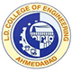 LD Engineering college -logo
